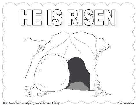 coloring pictures of jesus empty tomb free coloring pages of jesus in tomb
