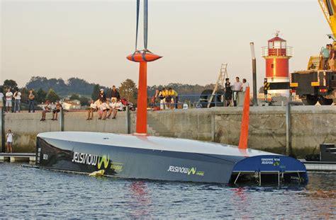 volvo ocean  movistar passes safety test
