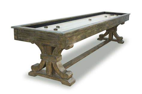 Shuffleboard Tables For Sale by The 12 Shuffleboard Call For Sale Price