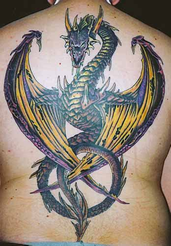 tattoo dragon fantasy 40 fantasy dragon tattoos designs images and ideas