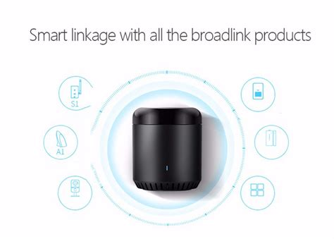 Broadlink Rm Mini 3 Black Bean Smart Home Controller Automation broadlink rm3 rm pro mini 3 black bean smart home automation universal wifi switch remote wifi