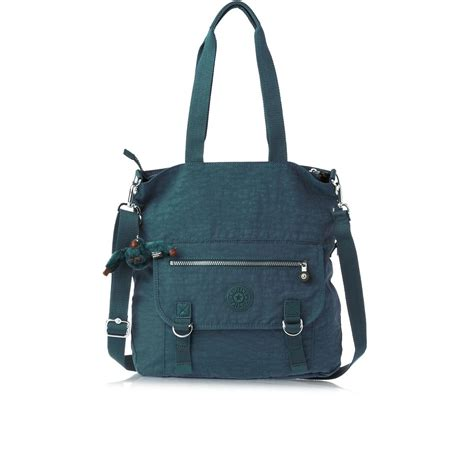 Kipling Bags kipling morna bag blue teal free uk delivery on all