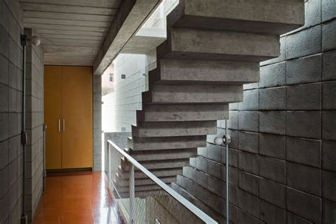 Cement Stairs Design Concrete Stairs And Wall Wall Design Using Wooden Wall Olpos Design