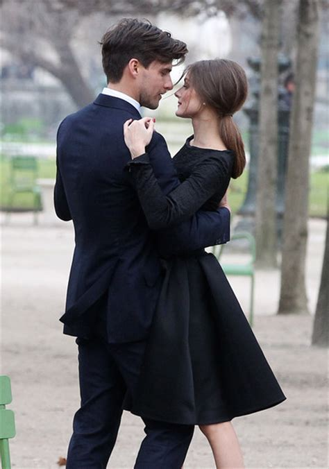 olivia palermo and johannes huebl romancing in paris netrobe