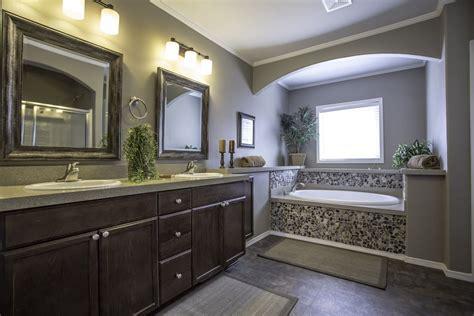 model homes bathrooms customization option bathroom homes direct