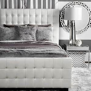 west bed white beds bedroom from z gallerie
