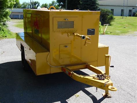 Leroi Dresser Air Compressor by Leroi Dresser Cfm 260 Towable Air Compressor Ebay