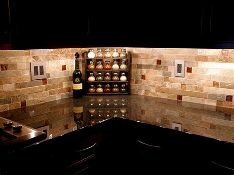 Contemporary Kitchen Backsplash Ideas Grayson Interiors Layering Your Lights