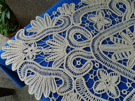 Macrame Crochet Lace - 737 best images about lace crochet on