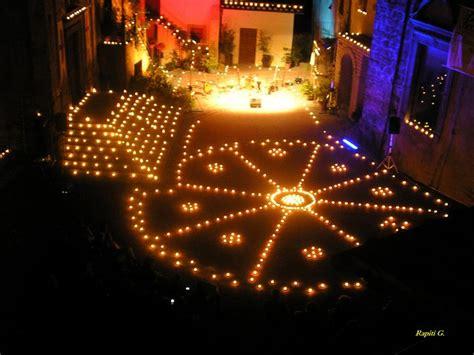 festa delle candele la notte delle candele tra musica danza arte e poesia