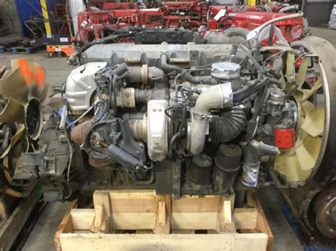 paccar truck parts 2013 paccar mx 13 stock 59153 engine assys tpi