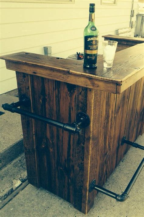 woodwork bar barn wood bar ideas woodworking projects plans
