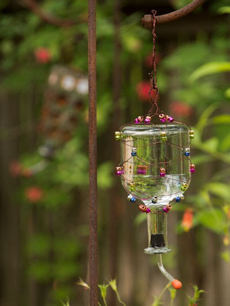 make a tequila bottle hummingbird feeder made remade