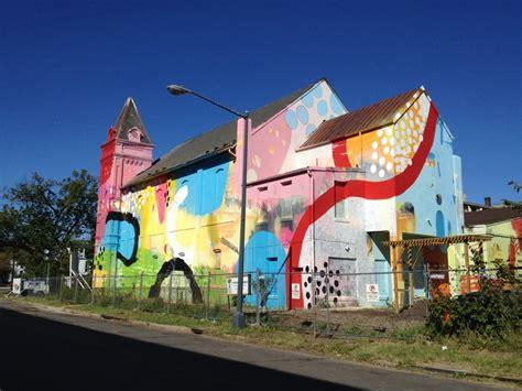 hense mural installation washington dc graffuturism
