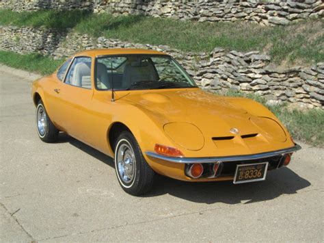 Opels For Sale by Opel Gt For Sale Used Cars On Buysellsearch