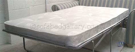 Replacement Sofa Bed Mattress Uk Replacement Luxury Sprung Sofa Bed Mattress 115cm New Sofabed Gallery Ebay