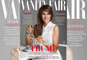 Vanity En Mexico Rechazan Portada De Revista Con Melania Posta