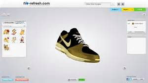 design online shoe design tool to let your end users design aspired pair