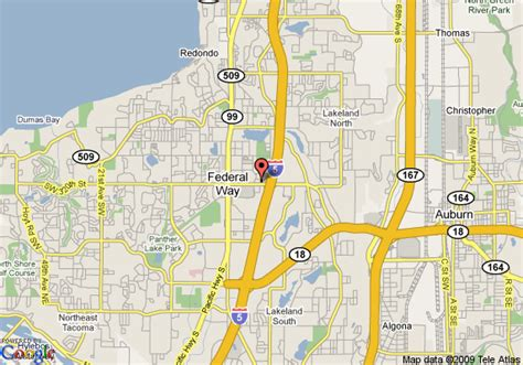 seattle map federal way map of courtyard by marriott seattle federal way federal way