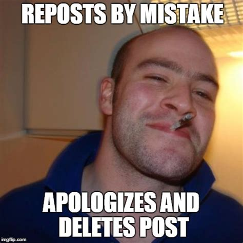 Good Guy Greg Meme Maker - good guy greg meme imgflip