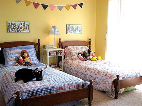 kid spaces  shared bedroom ideas