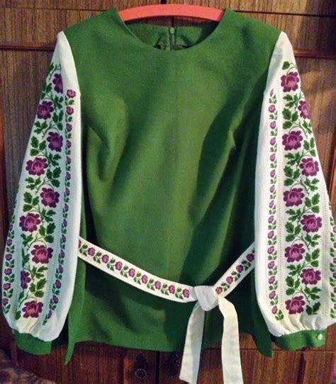 Sobar Tunic 565 best images about blusas bordadas on crochet blouse ukraine and embroidery