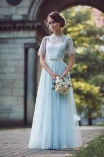 blue wedding dress katya katya shehurina my dress 174 uk wedding