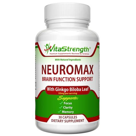 supplement for vitastrength premium mind and memory supplement