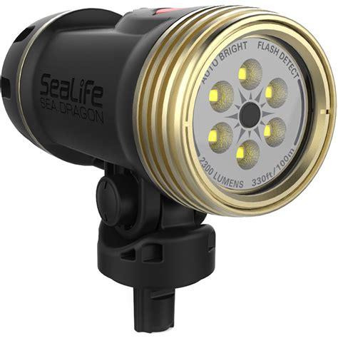 led dive light amazon sealife sea dragon 2300 auto photo video led dive light sl6740