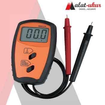 Baterai Multimeter pengukur voltmeter baterai resistance sm8124