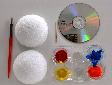 how to make saturn planet teaching tuesday how to make a planet with an cd