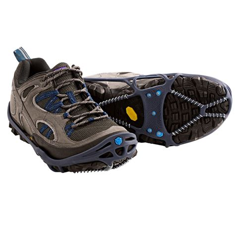 yaktrax walk yaktrax walk spike winter traction pull ons for and