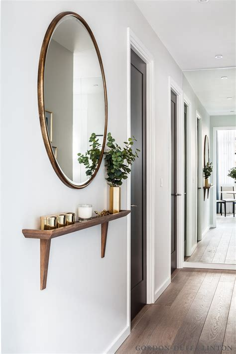 entryway hooks modern entryway mirror with hooks stabbedinback foyer