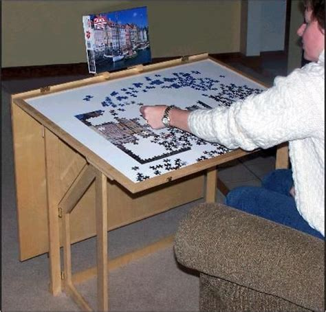 puzzle table with cover 17 best ideas about table covers on plastic