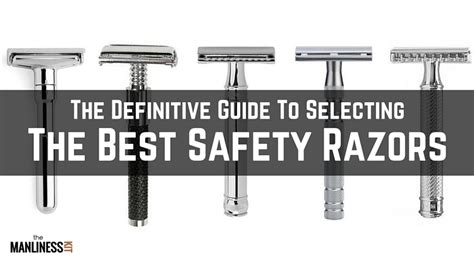 what is the best edge razor what is the best safety razor the definitive guide to
