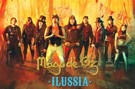 imagenes ocultas portadas mago de oz mago de oz ilussia nuevo album taringa