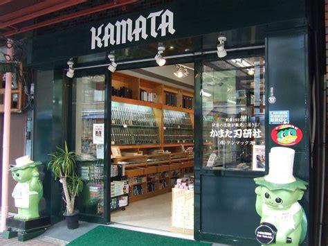kitchen knife shop asakusa s kappabashi three shops for the best japanese