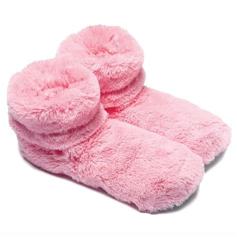 Hot Boots Microwavable Slippers   Find Me a Gift