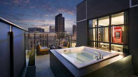 hotels with jacuzzi bathtubs hard rock hotel san diego greater san diego california