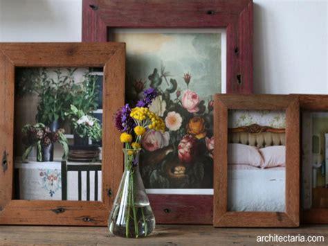 Bingkai Foto Kayu Unik mengubah jendela bekas menjadi sebuah pigura foto pt architectaria media cipta