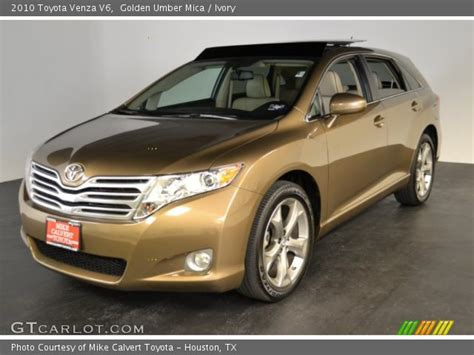 old car manuals online 2010 toyota venza electronic throttle control golden umber mica 2010 toyota venza v6 ivory interior gtcarlot com vehicle archive 53247812