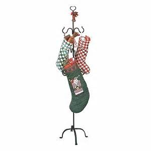 How To Hang Christmas Stockings Without A Fireplace - christmas stocking holders for mantle
