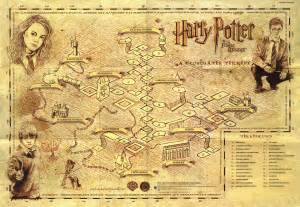 harry potter map top wallpaper maps harry wallpapers