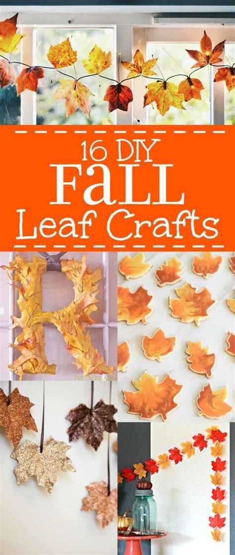fall leaf crafts classroom decor autumn leaves