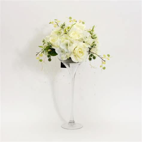 Glass Vase With Artificial Flowers by Bouquet Glass Vase Artificial Flower Harry Corry Limited