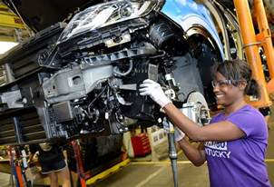 Ford Motor Company Payroll Lincoln Mkc Brings 300 New To Louisville Assembly Plant