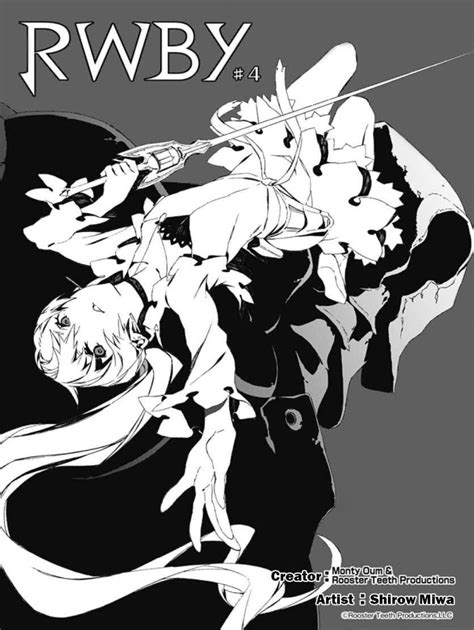 rwby official anthology vol 1 like roses chapter 4 rwby wiki fandom powered by wikia