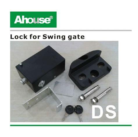 swing gate lock electric gate lock for swing gate opener view electric