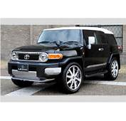 Toyota FJ Cruiser The Truth About Cars Reviews —