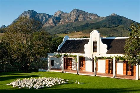 Mountain Cabins Western Cape by Beautiful Farm Restaurant In South Africa